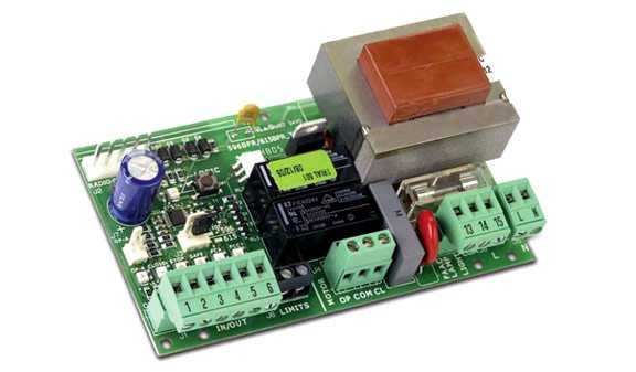 FAAC 615 BPR Control Board for 615 BPR Automatic Barrier