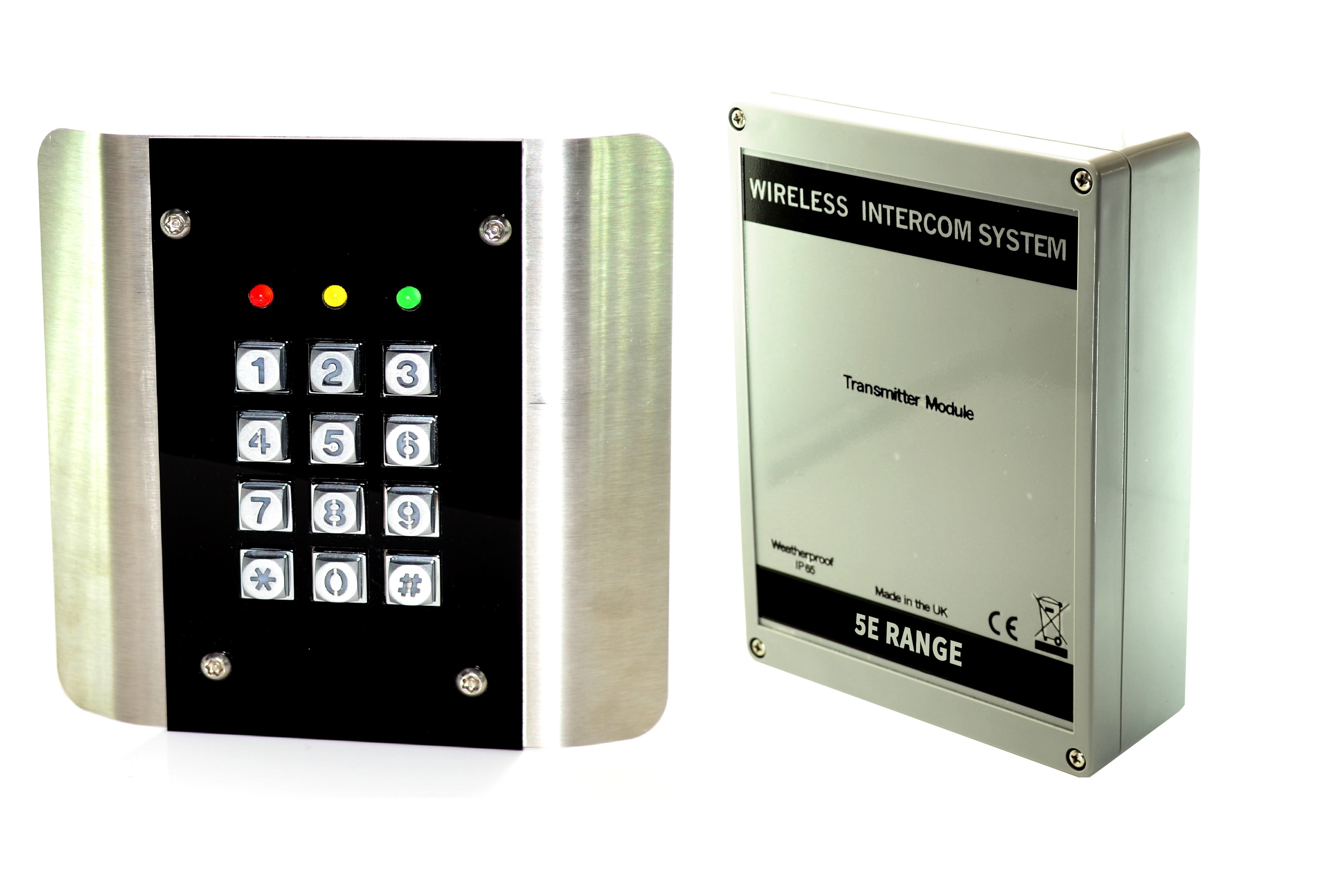 AES PRIME6-KP-AB GSM Standalone Architectural Keypad