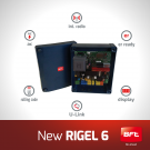 BFT Rigel 6 Control Panel