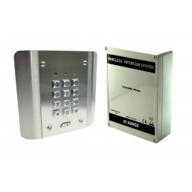 AES PRIME6-KP-AS GSM Standalone Stainless Architectural Keypad