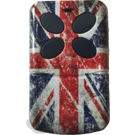 Union Jack Design ArtMatic Remote
